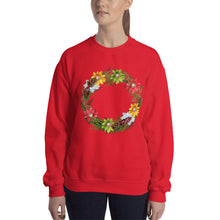 Christmas Wreath - Sweatshirt - The Teez Project