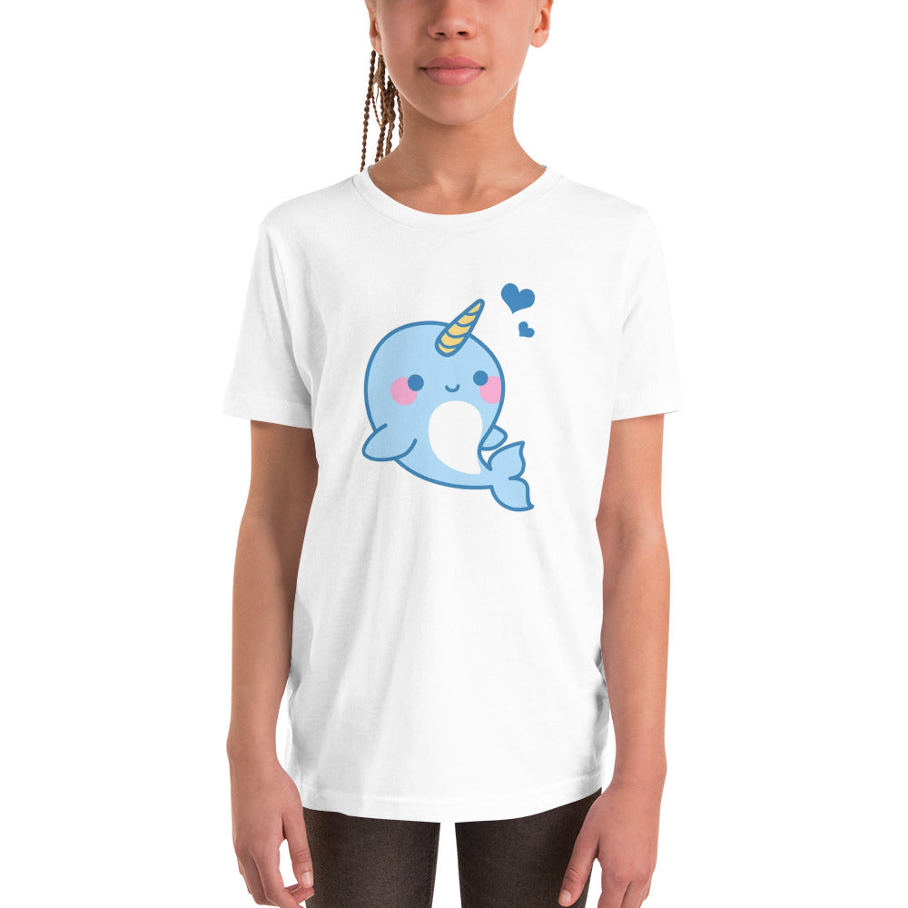 Narwhal Youth T-Shirt - The Teez Project