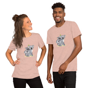Koala Family  Unisex T-Shirt - The Teez Project