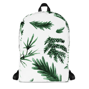 Forest Leaves - Backpack - The Teez Project