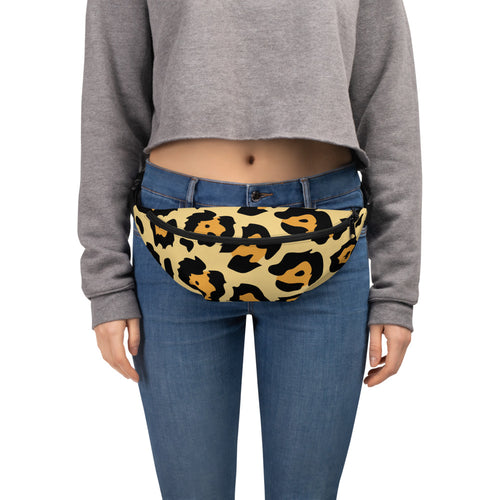 Animal Print Fanny Pack - The Teez Project