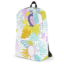 Tropical Bird - Backpack - The Teez Project