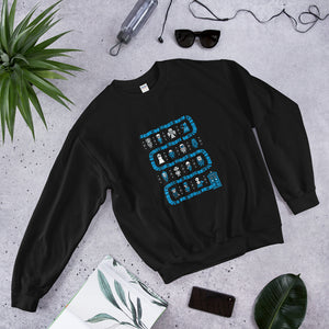 Doctor Who Christmas Unisex Sweatshirt - The Teez Project