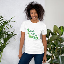 Luck of the Irish Unisex T-Shirt - The Teez Project