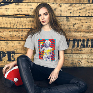 Blondie Poster #1  Unisex T-Shirt - The Teez Project