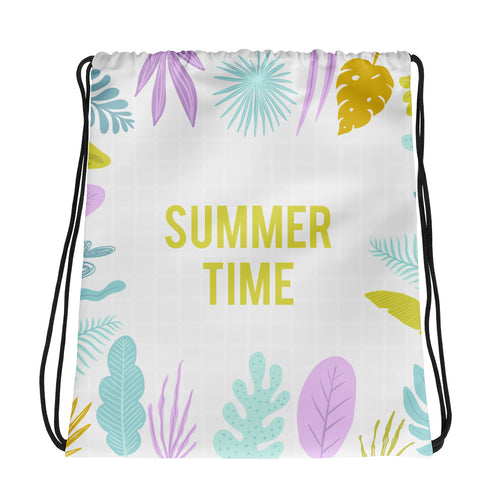 Summer Time - Drawstring bag - The Teez Project