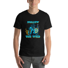 Follow The Wild Short-Sleeve Unisex T-Shirt - The Teez Project