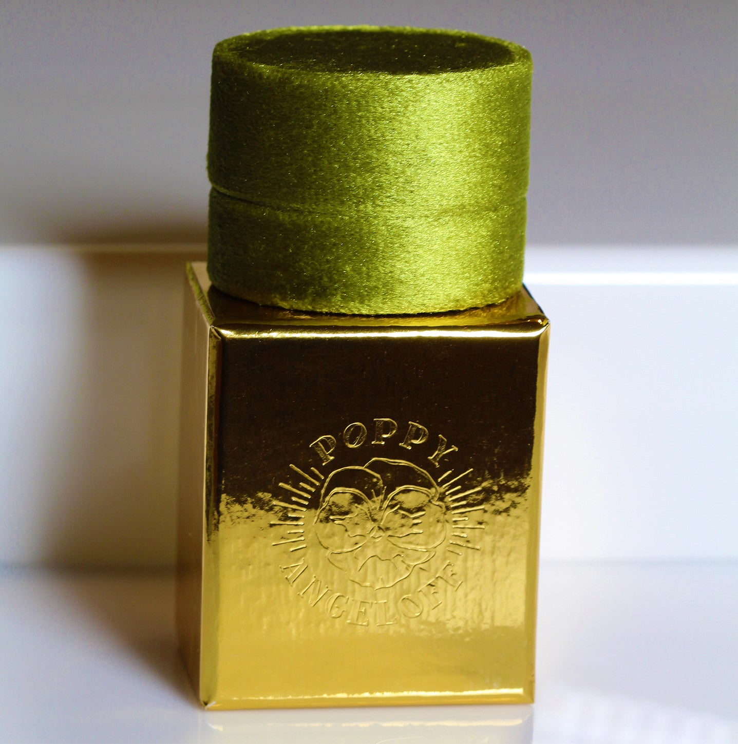 The Silver-of-Gold Gift Box