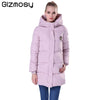 1 PC Winter Jacket Women Slim Female Coat Thicken Parka Warm Cotton Clothing Plus Size Hooded Jacket Outwear Hot Sale BN020 - Dailytechstudios