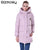 1 PC Winter Jacket Women Slim Female Coat Thicken Parka Warm Cotton Clothing Plus Size Hooded Jacket Outwear Hot Sale BN020