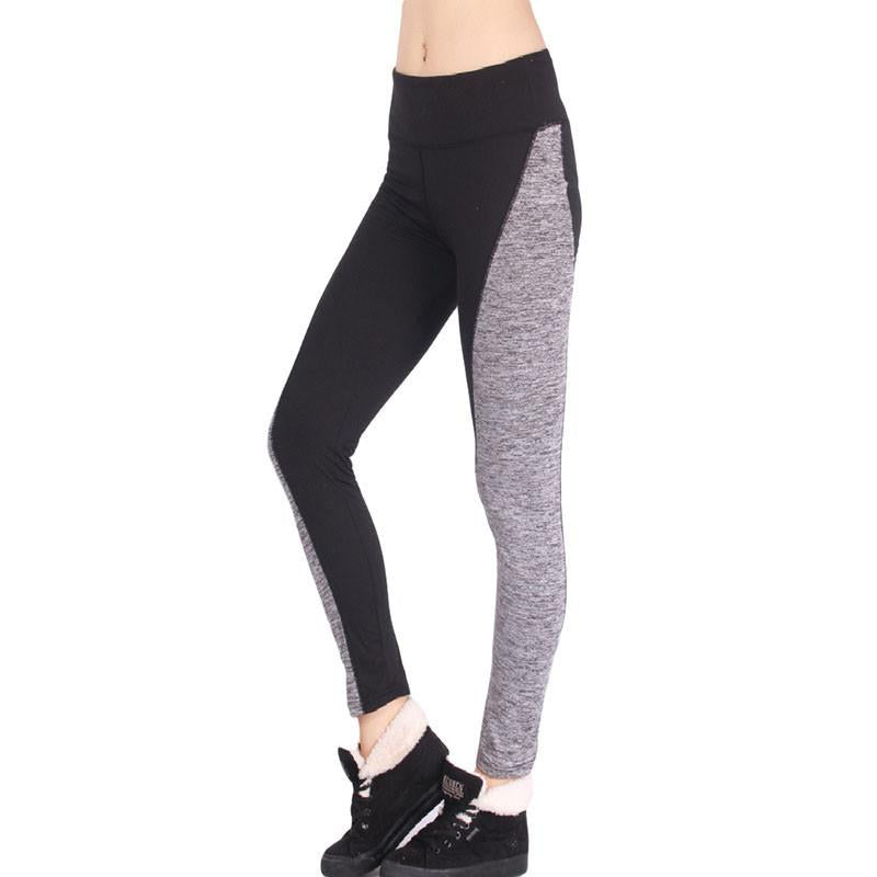 1 Pcs 2016 Women's Long Leggings Two-Sided Fitness High Waist Elastic Women Leggings Workout Leggings Leggings Pants 1PC BN051 Leggings YY-Fashion Jewelry Store- upcube