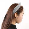 1 Piece Fashion Women Ladies Wide Headbands Dance Turban Headwear Hairband Hair Accessories - Dailytechstudios