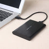 100% New External Hard Drive 160GB/320GB/500GB Hard Disk USB3.0 Storage Devices High Speed 2.5' HDD Desktop Laptop External Hard Drives Lin Si HDD store- upcube
