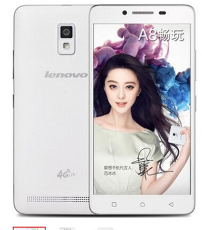 100% Original Lenovo A3860 A3860d A8 Cell Phone Android 5.1 MTK6735P 5.0'' 1780*720p 1GB RAM 8GB ROM  8MP+2MP GPS Dual SIM Cell Phone Asia-Pacific D C Technology Co., Ltd- upcube