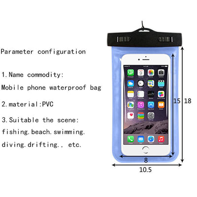 100% PVC Waterproof Diving Bag Underwater Pouch Case For Samsung Galaxy J1 J2 J3 J5 J7 (J1 J2 J3 J5 J7 2016) Fitted Cases Shenzhen wukesong technology co., LTD- upcube