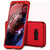 2 in1 Ultra Thin Frosted Silky Case PC Full Protective Phone Cover for Samsung Galaxy s8/s8 Plus