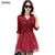 1PC Trench Coat For Women Spring Coat Double Breasted Lace Casaco Feminino Autumn Outerwear Abrigos Mujer Z015