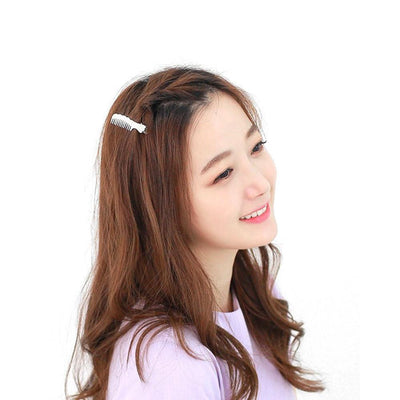 1Pair Hair Clip for women Hair Accessories Headpiece unique style head band hairpins for girl hair bands prendedor de cabe #4 Hair Accessories TONSEE store- upcube