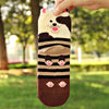 1Pair lovely 3D Animals Style Striped Women Popular Style Dogs Stereoscopic Cotton Hosiery Socks New  EP okdeal Store- upcube