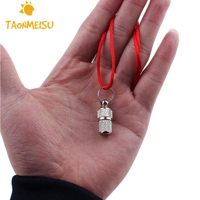1pcs Mini Anti Lost Dog Cat ID Tag Stainless Steel Pets Address Name Label Barrel Tube Collar Pets Puppy ID Tube Leash Dogs Cute Pets Market Store- upcube