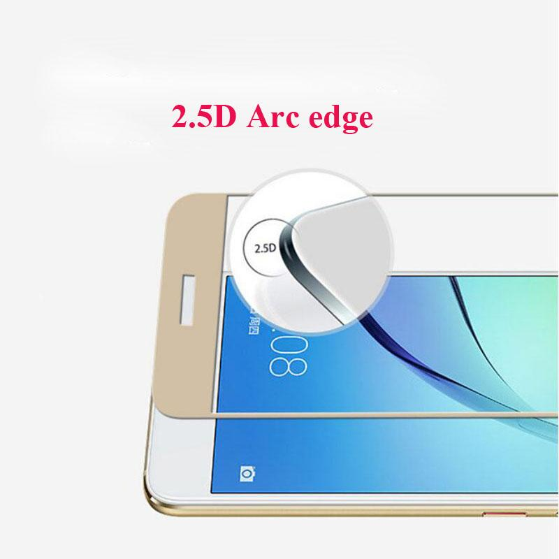 2.5D 9H Tempered Glass For Huawei Ascend P9 Lite P8 Lite Plus Mate 7 8 9 Honor V8 Nova Screen Protector Cover Toughened Film