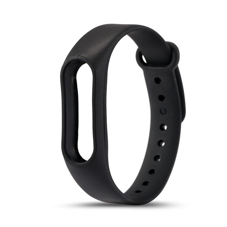 2017 Fashion Silicone Wrist Strap Bracelet Replacement Wristbands for Original Miband 2 Xiaomi Mi band 2 in Stock