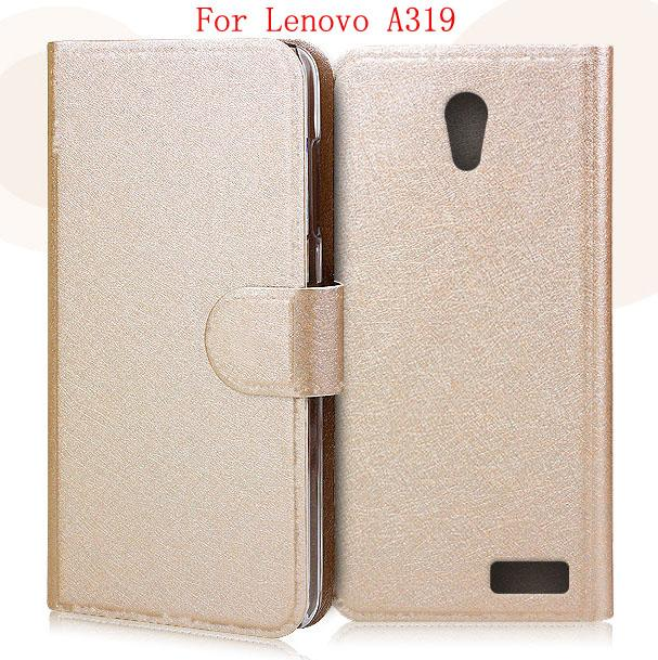 21 styles 1pc/s For lenovo a319 phone case luxury flip case cover for lenovo a 319 with diamond