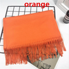 180x70CM Women Cashmere Long Thick Warm Shawl Pashmina Wrap Scarf Winter New