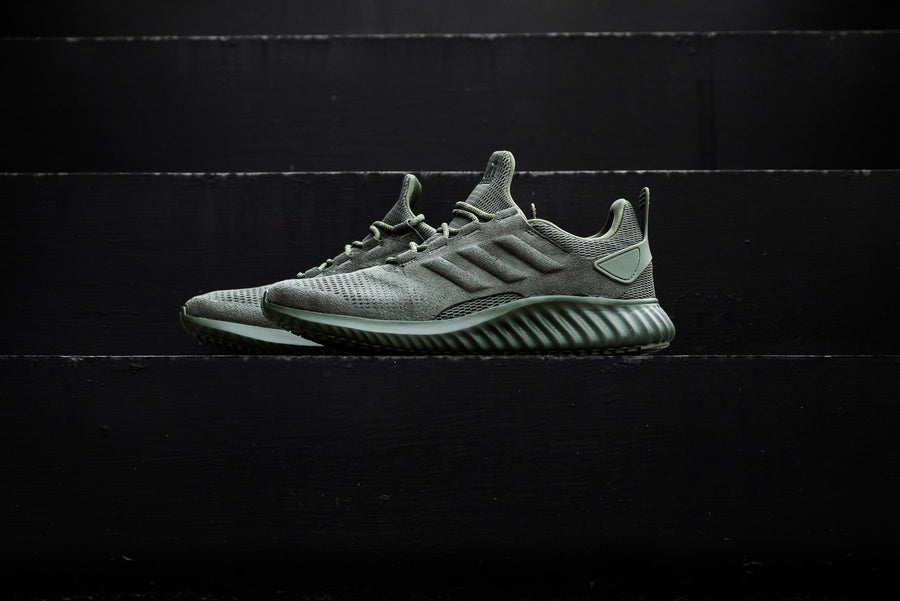 official photos 959bc 45c45 Adidas Alphabounce CR - Base Green