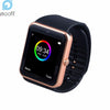 Bluetooth Smart Watch GT08 Sport Pedometer Sleep monitor anti-lost With SIM card Camera Smartwatch For Android phone PK GV18 q18 Smart Wristbands Kingmy 3C Store- upcube