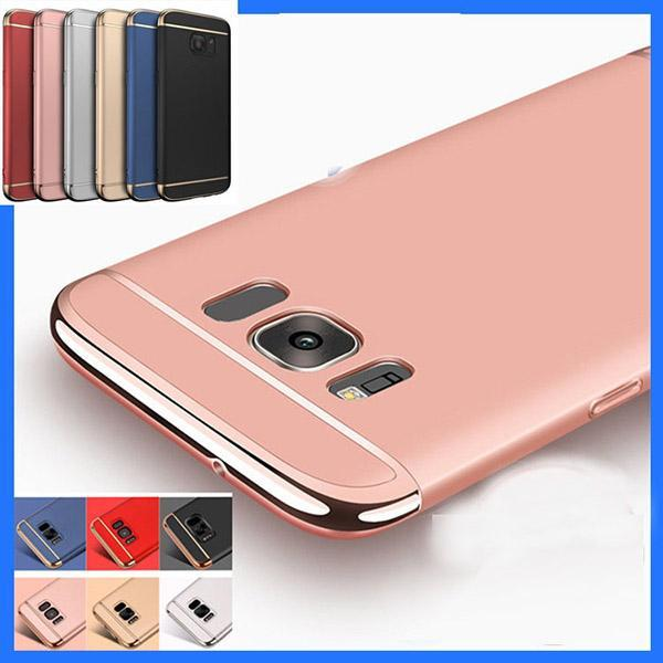 360 Full Protection Shockproof Hybrid Hard Case Samsung Galaxy S7/S7 edge/S8/S8 Plus