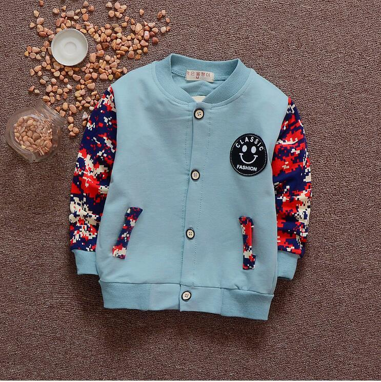 0-2 year old boy and girl Fall Fashion Cotton Long Sleeve Jacket + Free gift - Dailytechstudios