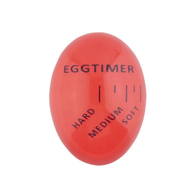 1pcs Kitchen Egg Timer Supplies Egg Perfect Color Changing Perfect Boiled Eggs Cooking Helper  dailytechstudios- upcube