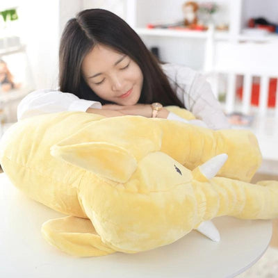 1PC 40/60cm Infant Soft Appease Elephant Playmate Calm Doll Baby Appease Toys Elephant Pillow Plush Toys Stuffed Doll  UpCube- upcube
