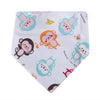 1pcs Kids Baby Feeding Head Scarf Towel Bib Boy Girls Bandana Saliva Triangle Dribble Newborn Triangle Head Scarf  UpCube- upcube