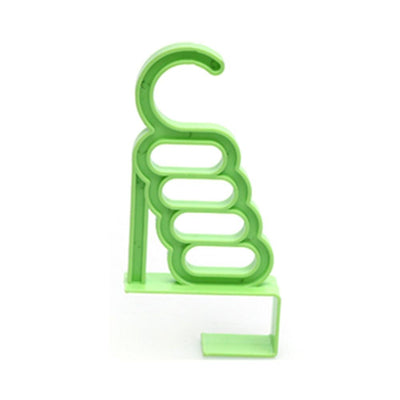 1pc ABS Plastic Candy Color Multifunctional Durable Bathroom Kitchen Door Hanger Hook For Clothes Towel Bag  UpCube- upcube