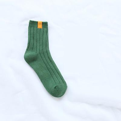 1Pair Warm Women Socks Striped 3D Socks Autumn Winter Style Christmas Winter Socks For Woman Female Funny Sock Calcetines Meias