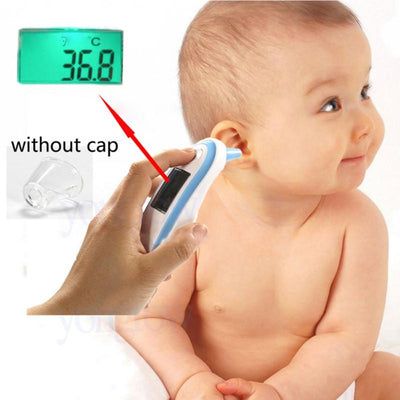Body Infrared Thermometer Medical Ears Infant Thermometer Digital Thermometer Fever Adult Thermometer  UpCube- upcube