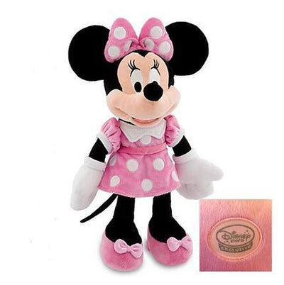 1pcs New Minnie Mouse Toys 65cm Minnie Pelucia Pink Plush Stuffed Animals Mickey Doll Girlfriend Kids Toys for Children Gifts  UpCube- upcube