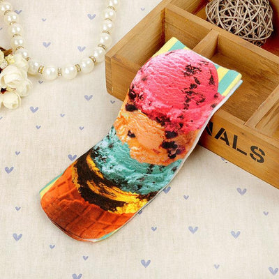 1Pair/lot Unisex Women Men 3D Printed Cute Lovely Cotton Socks Fashion Animal Candy Colorful Ankle Meias Calcetines Mujer  dailytechstudios- upcube