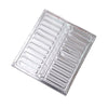 1 Pcs Useful Kitchen Gas Stove Baffle Plate Aluminum Foil Insulation Board Cooking Prevent Hot Oil Splash Baffle - Dailytechstudios