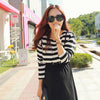 2017 Autumn Nursing Maternity Dress Cotton Stripe Long Sleeve Breast Feeding Dresses For Pregnant Women Bottom Clothes Winter