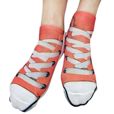 1 Pair 3D Meat Bone Socks Boat Socks Diverse Patterns Creative Personality Comfortable Sock New Design Popsocket - Dailytechstudios
