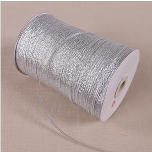 (25Yards/lot)1/8''(3mm) polyester organza ribbons Christmas packaging ribbon high-grade quality squares ribbons - Dailytechstudios