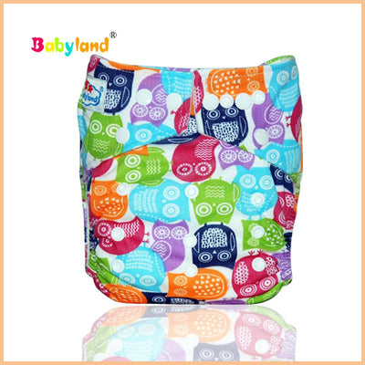 (14pcs A Lot) BIG DISCOUNT for Christmas Bamboo Charcoal Cloth Diapers Shells Pocket Diaper Covers - Dailytechstudios
