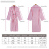 100% terry cotton bathrobes men toweled thickening robe men BATHROBE