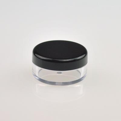 100pcs Small Plastic Cosmetic Containers Sample Jars Lip Balm Pot - 3 Gram  UpCube- upcube