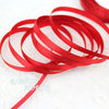 (25 yards/roll ) 6mm Single Face Satin Ribbon Wholesale Gift Packing Christmas Ribbons - Dailytechstudios