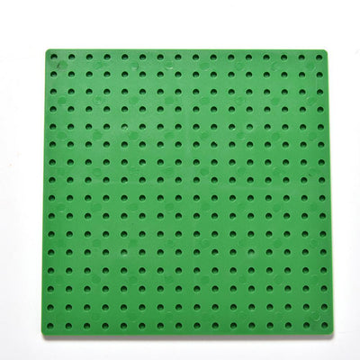 1Pcs Hot Sale Building Bricks Base Plate Kids Education Case Best Gift Toys for kids 16*16 Dots 2 Colors  UpCube- upcube