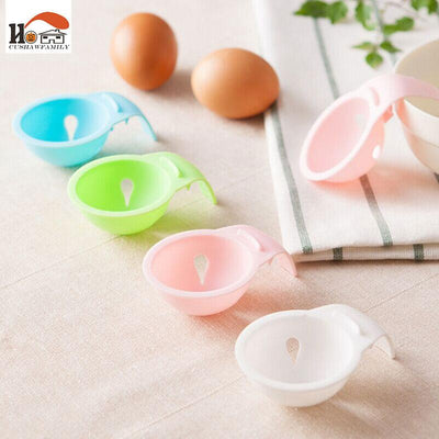 1 pcs Good Quality Plastic Egg White Yolk Separator Divider filter Kitchen Cooking Sifting Gadget for home&restaurant&hotel - Dailytechstudios